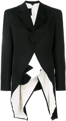 Comme des Garcons tuxedo jacket