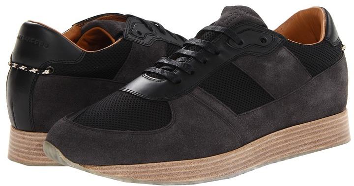 Marc Jacobs Nassau Trainer (Black) - Footwear