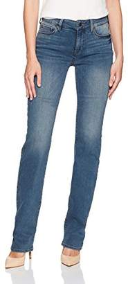 NYDJ Women's Long Inseam Marilyn Straight Leg Jeans