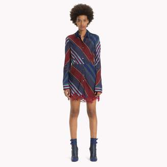 Tommy Hilfiger Lace Shirt Dress