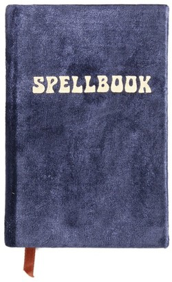 Printfresh Spellbook Velvet Journal