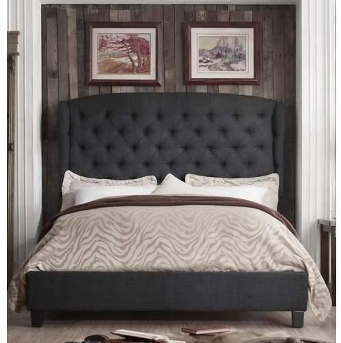 Mulhouse Furniture Felisa Upholstered Panel Bed