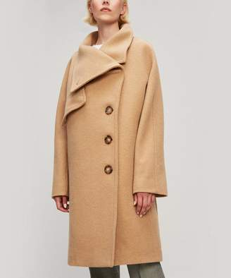 Acne Studios Double Face Wool Cocoon Coat