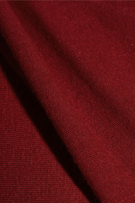 Donna Karan Modern Icons asymmetric stretch-jersey dress