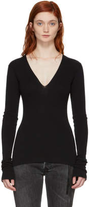 Kain Label Olivier Theyskens Black Pullover