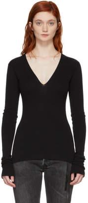 Kain Label Olivier Theyskens Black Pullover