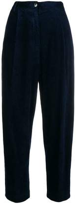 Barena high waisted corduroy trousers