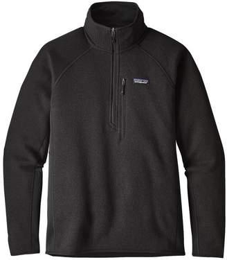 Patagonia Men's Performance Better Sweater® 1/4-Zip Fleece