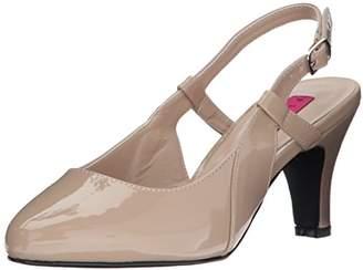 Pleaser USA Pink Label Women's Div418/Cr Dress Pump