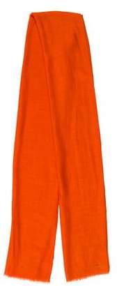 Malo Cashmere Knit Scarf