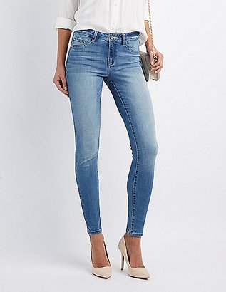 Refuge Skin Tight Legging Jeans $29.99 thestylecure.com