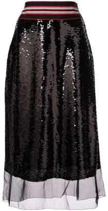 Sachin + Babi Labelle sequin skirt