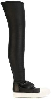 PradaStrapped thigh-high boots NG6QiVu