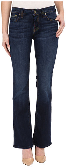 7 For All Mankind7 For All Mankind Tailorless Bootcut in New York Dark