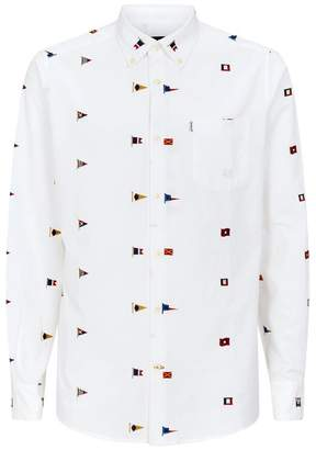 Barbour Embroidered Shirt