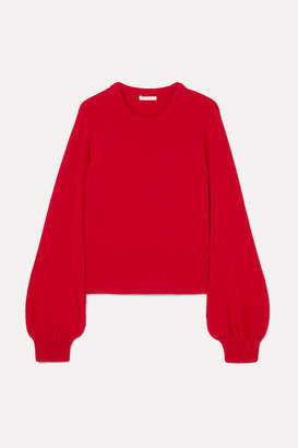Chloé Cashmere Sweater - Red