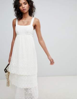 Ghost Pretty Lace Cami Dress