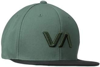 RVCA Men's VA Snapack II Hat