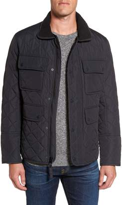 Andrew Marc Canal Quilted Barn Jacket
