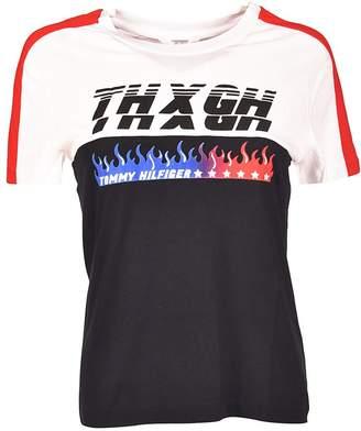 Tommy Hilfiger (トミー ヒルフィガー) - Tommy Hilfiger Th X Gh T-shirt