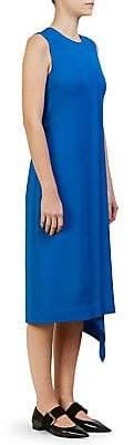 Cédric Charlier Women's Pleat-Front Dress