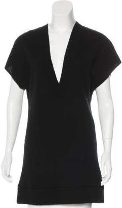 Robert Rodriguez Cashmere Tunic Top