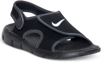 Nike Shoes, Boys Sunray Adjust 4 Sandals