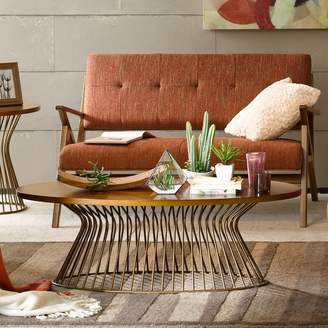 Mid-Century MODERN Inkivy INK+IVY Mercer Coffee Table