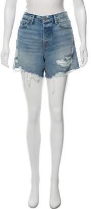 GRLFRND Jourdan Tomboy High-Rise Shorts w/ Tags