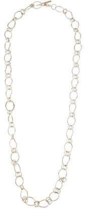 Ippolita Alternating Kidney Link Necklace