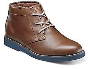 2e06f41b451 Florsheim Toddlers  Kids Leather Chukka Boots
