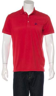 Isaia Piqué Polo Shirt