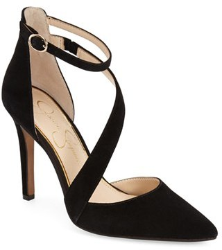 Jessica Simpson 'Castana' Pointy Toe Pump (Women) $88.95 thestylecure.com