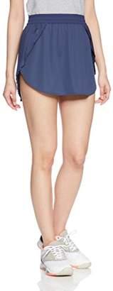 adidas (アディダス) - (アディダス) adidas テニスウェア SUBKIT CLUB スカート EDF00 [レディース] EDF00 CF7992 ノーブルインディゴ S18 (CF7992) J/S