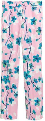 H&M Wide-cut Pants - Pink