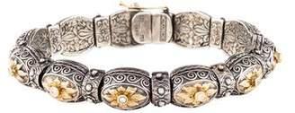 Konstantino Diamond Link Bracelet
