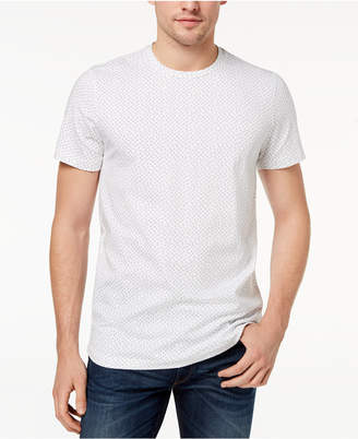 Kenneth Cole New York Men's Printed T-Shirt