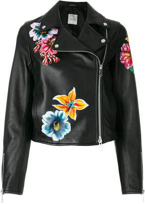 Paul Smith floral motif jacket