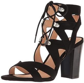 XOXO Women's Barnie Heeled Sandal