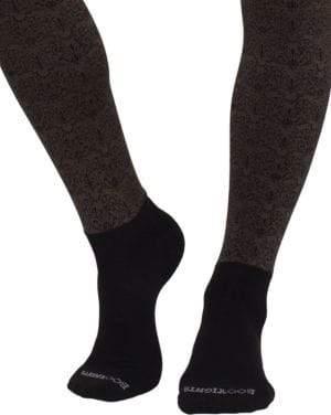 Bootights Filigree Scoll Sock Tights