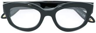 Givenchy Eyewear round frame glasses
