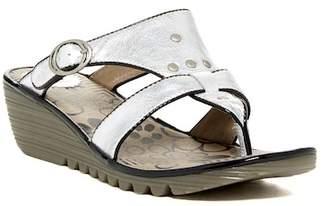 Fly London Ozzy Wedge Sandal