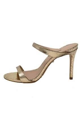 Schutz Platina Strappy Heels