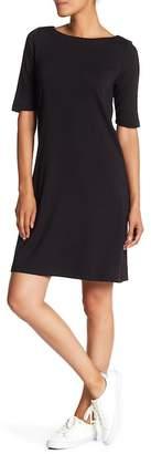 Tommy Bahama Drapey Ponte Short Dress