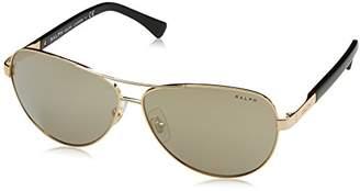 Polo Ralph Lauren Women's 0RA4116 Aviator Sunglasses