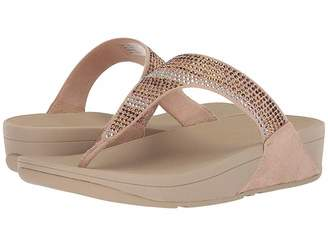 FitFlop Strobe Luxe Toe-Thong Sandals Women's Sandals