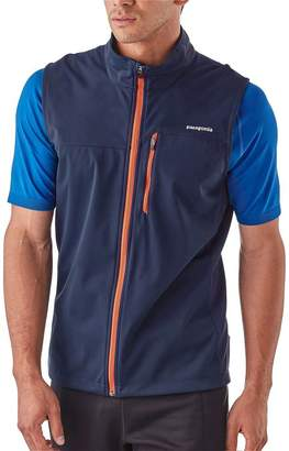 Patagonia Men's Wind Shield Soft Shell Vest