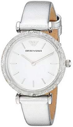 Emporio Armani Women's AR11124 Analog Display Quartz Watch