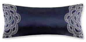 Natori Origami Mum Oblong Decorative Pillow, 10 x 22
