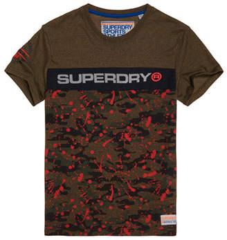 Superdry Trophy Camo Splat T-Shirt